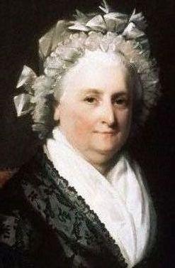 Martha <i>Dandridge</i> Washington