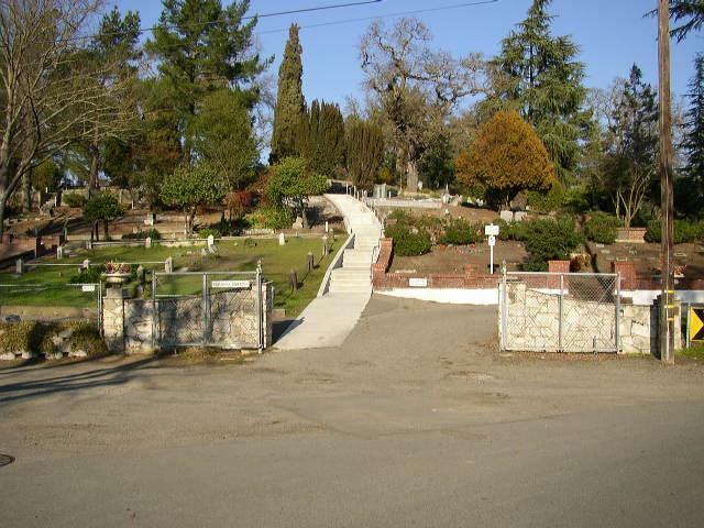 Alamo Cemetery