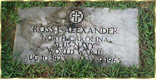 Ross Finley Alexander