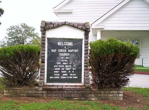 Bay Creek Cemetery
