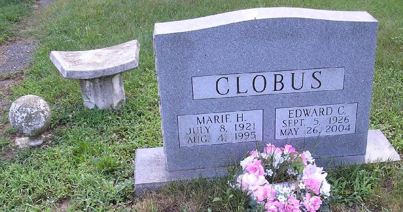 Marie Helen <i>Entzian</i> Clobus