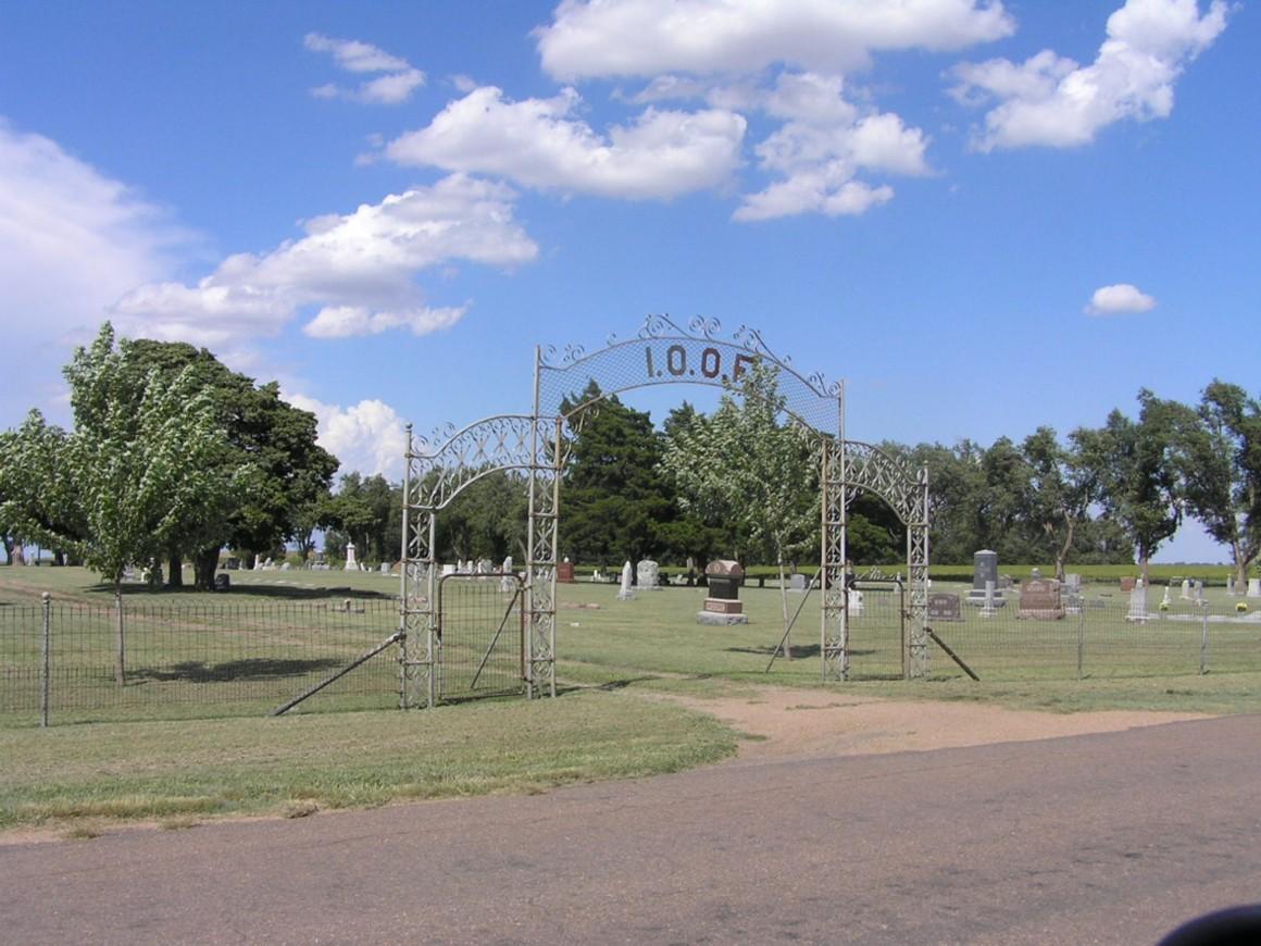 Iuka Township Cemetery