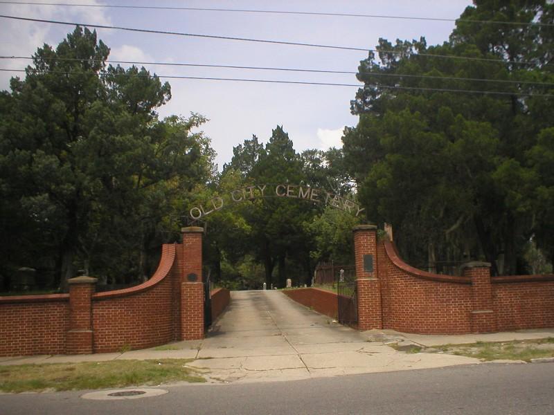 Old Jacksonville City Cemetery