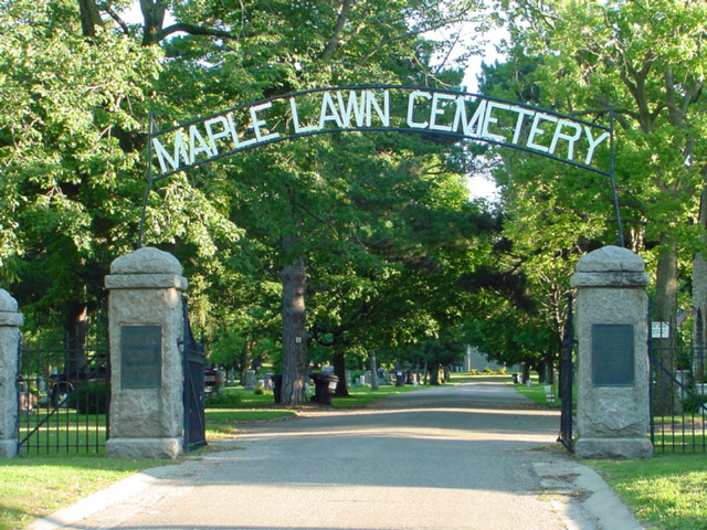 Maple Lawn Cemetery