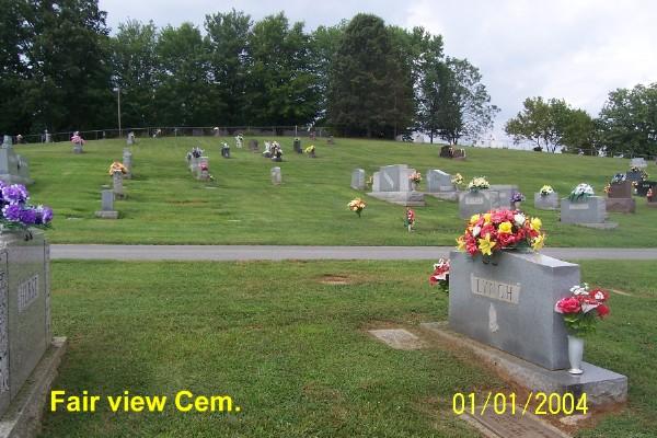 Fairview Memorial Cemetery