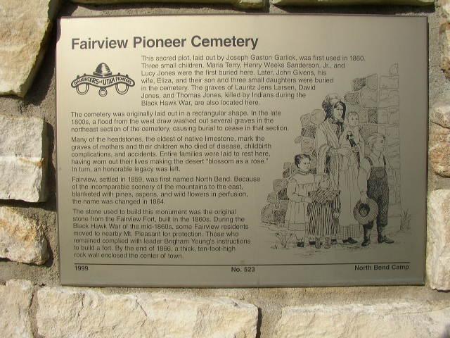 Fairview Upper Cemetery