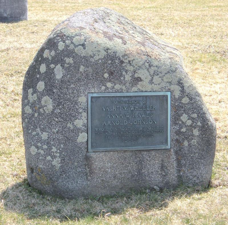 Barkhamsted Center Cemetery