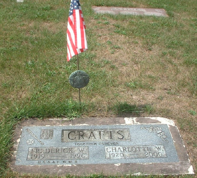 Frederick Walter Crafts