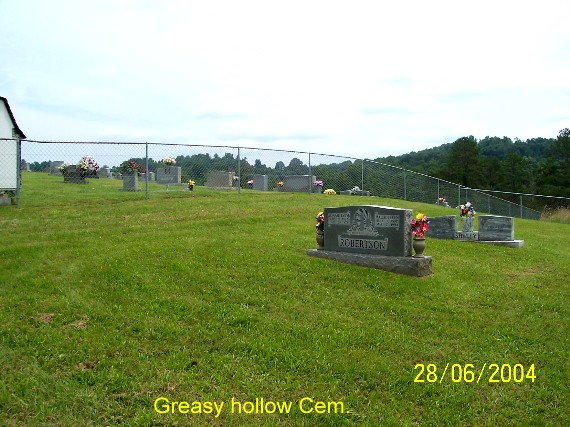 Greasy Hollow Cemetery