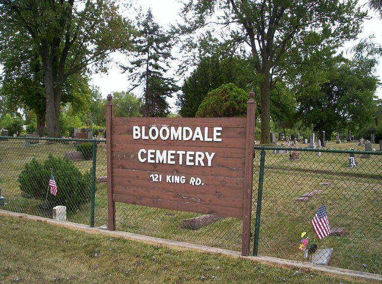 Bloomdale Cemetery