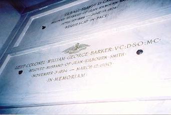 William George Billy Barker