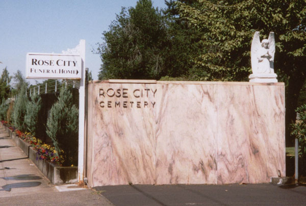 Rose City Cemetery