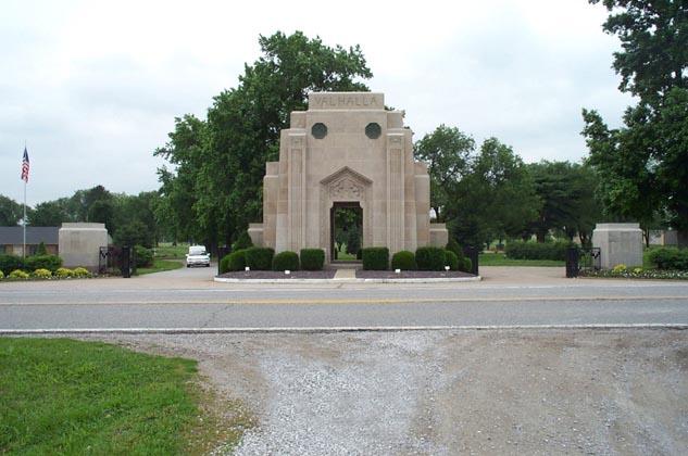 Valhalla Gardens of Memory and Mausoleum