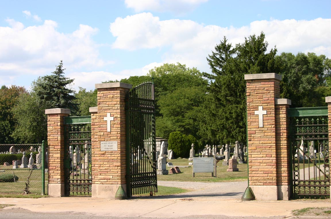 Sacred Heart of Saint Mary Cemetery