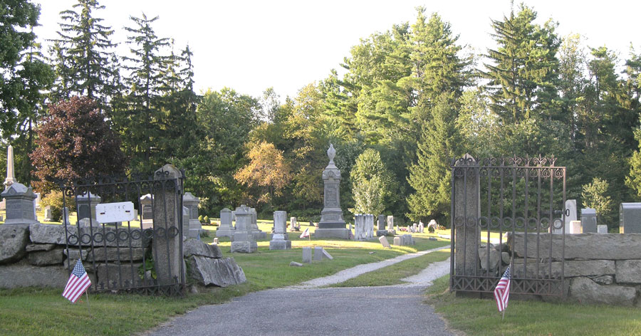 Goshen Center Cemetery