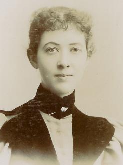 Mary Ann Mattie <i>Snook</i> Hoag