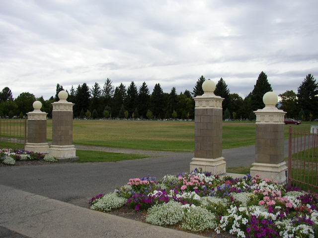 Logan City Cemetery