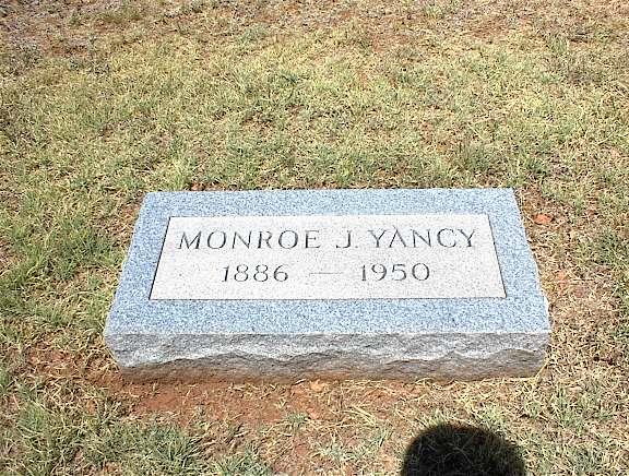 Monroe James Yancy