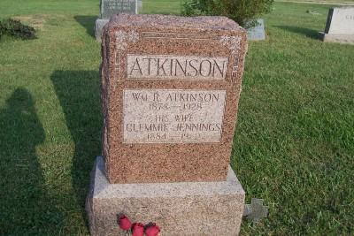 Clemmie Jennings Atkinson