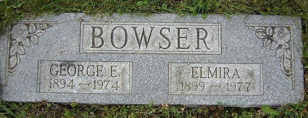 George Ellsworth Bowser