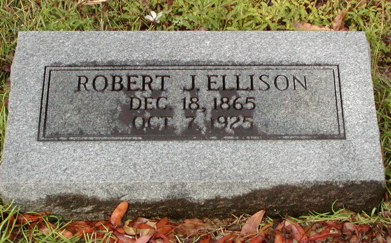 Robert James Ellison