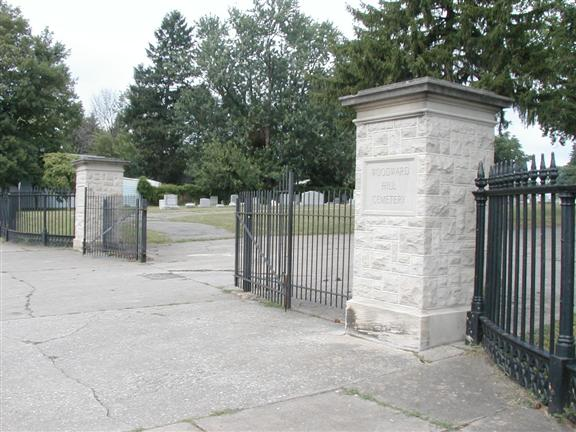 Woodward Hill Cemetery