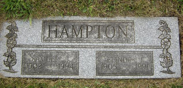 Elinor Truth <i>Bowser</i> Hampton