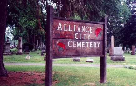 Alliance City Cemetery