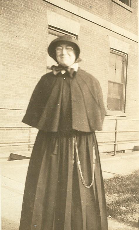 Sr Mary Zita Croghan