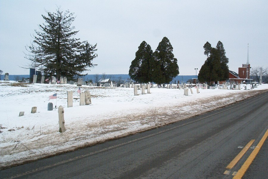 Dreisbach United Church of Christ Cemetery