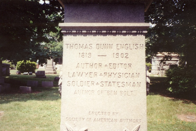 Dr Thomas Dunn English
