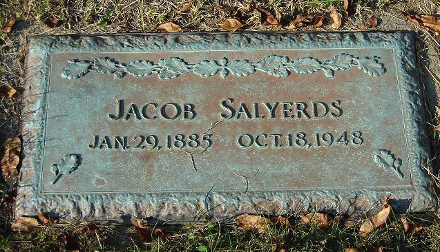 Jacob Salyerds