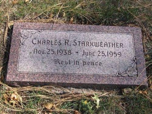 Charles Raymond Starkweather