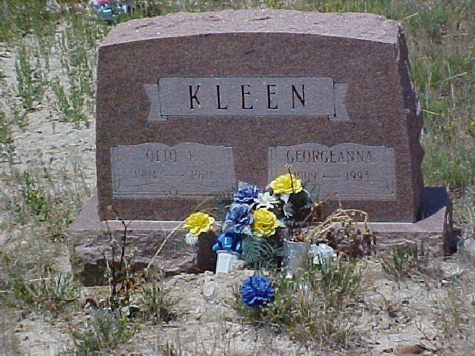 Emma Georgeanna <i>Vogel</i> Kleen