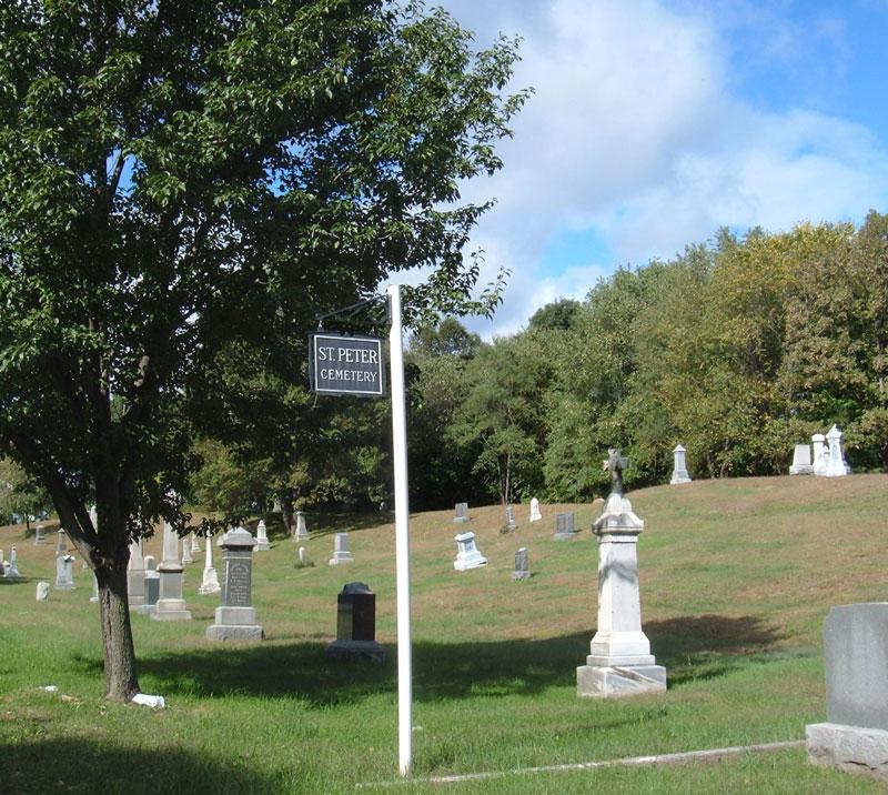 Old Saint Peters Cemetery