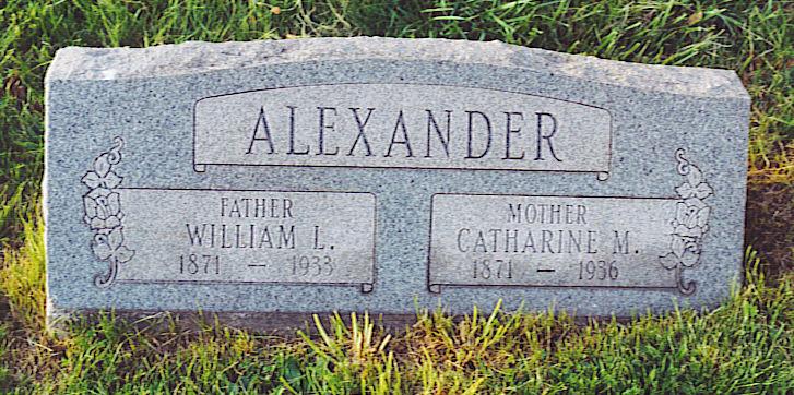 Catharine M. <i>Douglass</i> Alexander
