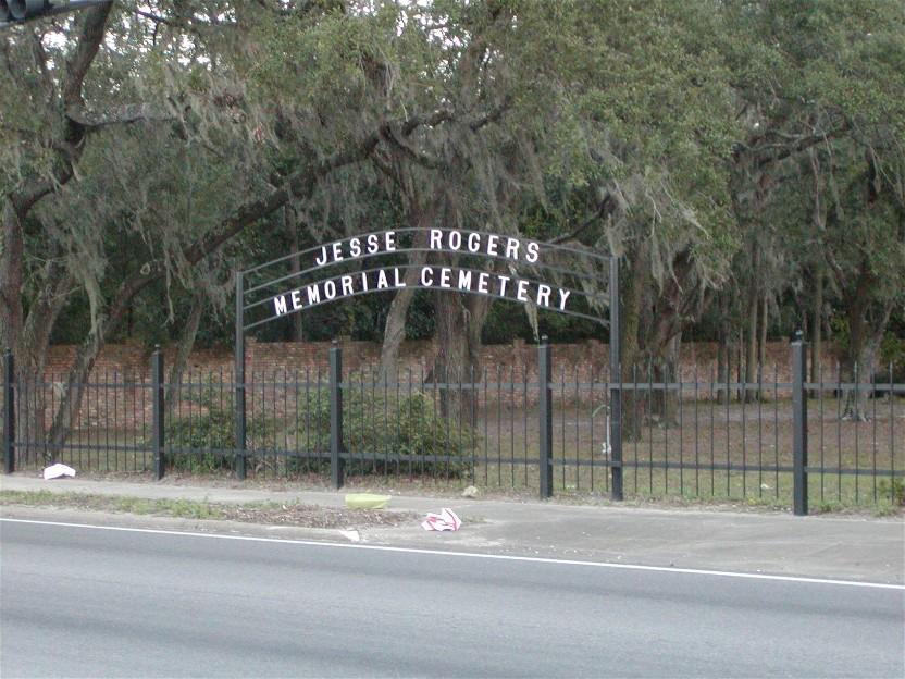 Jesse Rogers Memorial Cemetery