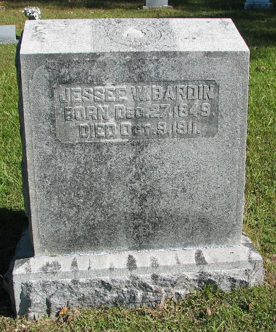 Jesse Woodard Bardin