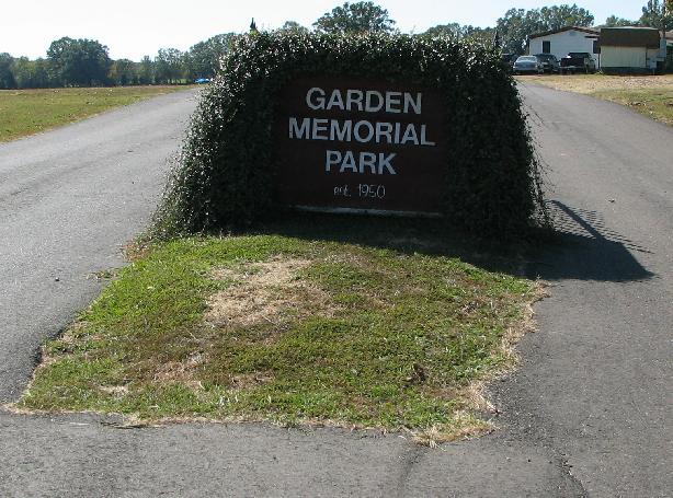 Garden Memorial Park