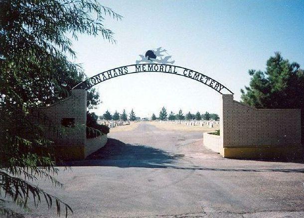 Monahans Memorial Cemetery