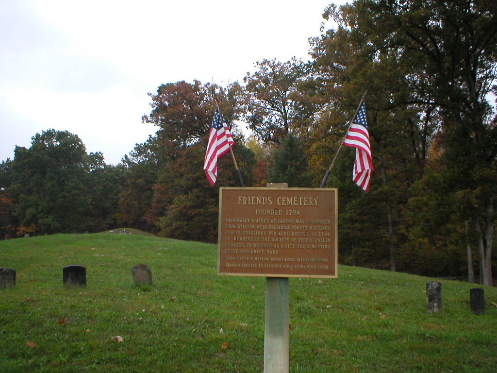 Friends Cemetery in Spring Meadow, Pennsylvania - Find A
