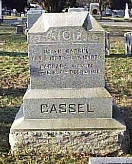 Barbara <i>Hocker</i> Cassel