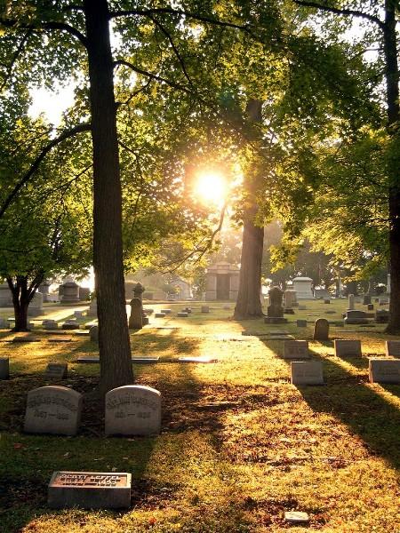 Woodland Cemetery and Arboretum