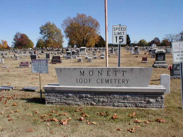Monett IOOF Cemetery