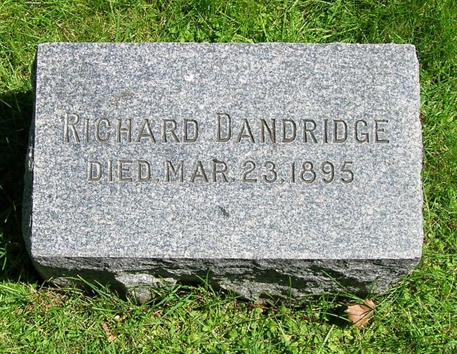 Richard Dandridge