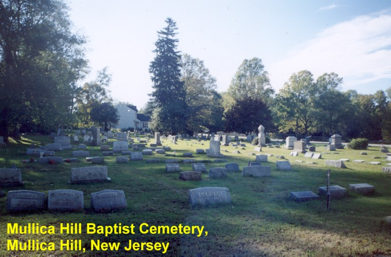 Mullica Hill Baptist Cemetery