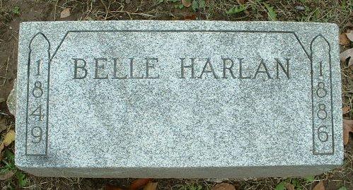 Belle Harlan