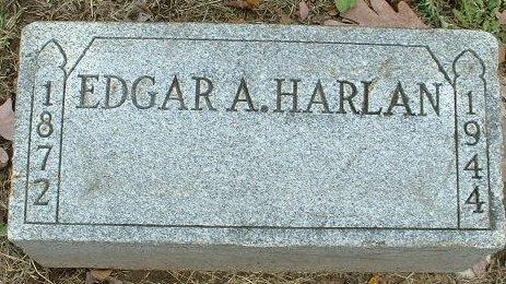 Edgar A. Harlan