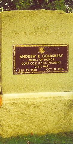 Andrew E. Goldsbery