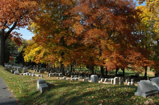 Charles Baber Cemetery